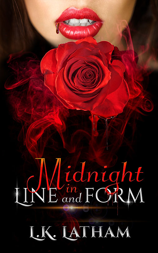 Midnight in Line and Form - small