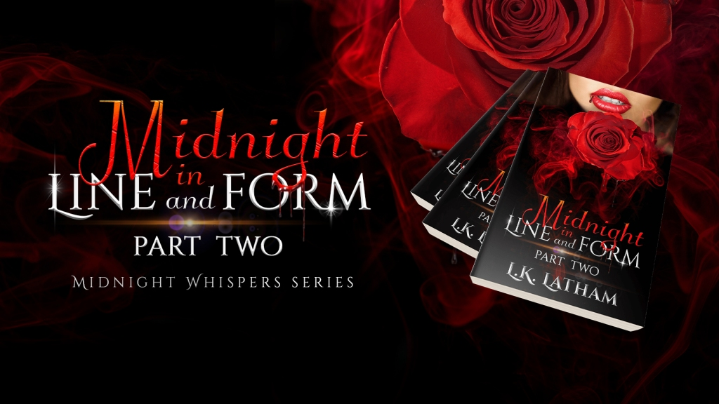 Cover of Midnight in Line and Form part 2